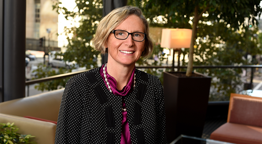 Adelaide Leitzel, Ph.D.