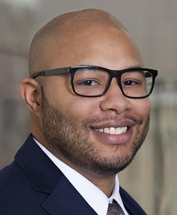 Ronald Johnson, Jr.